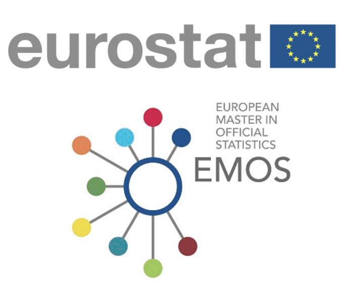 EMOS and Eurostat Logos